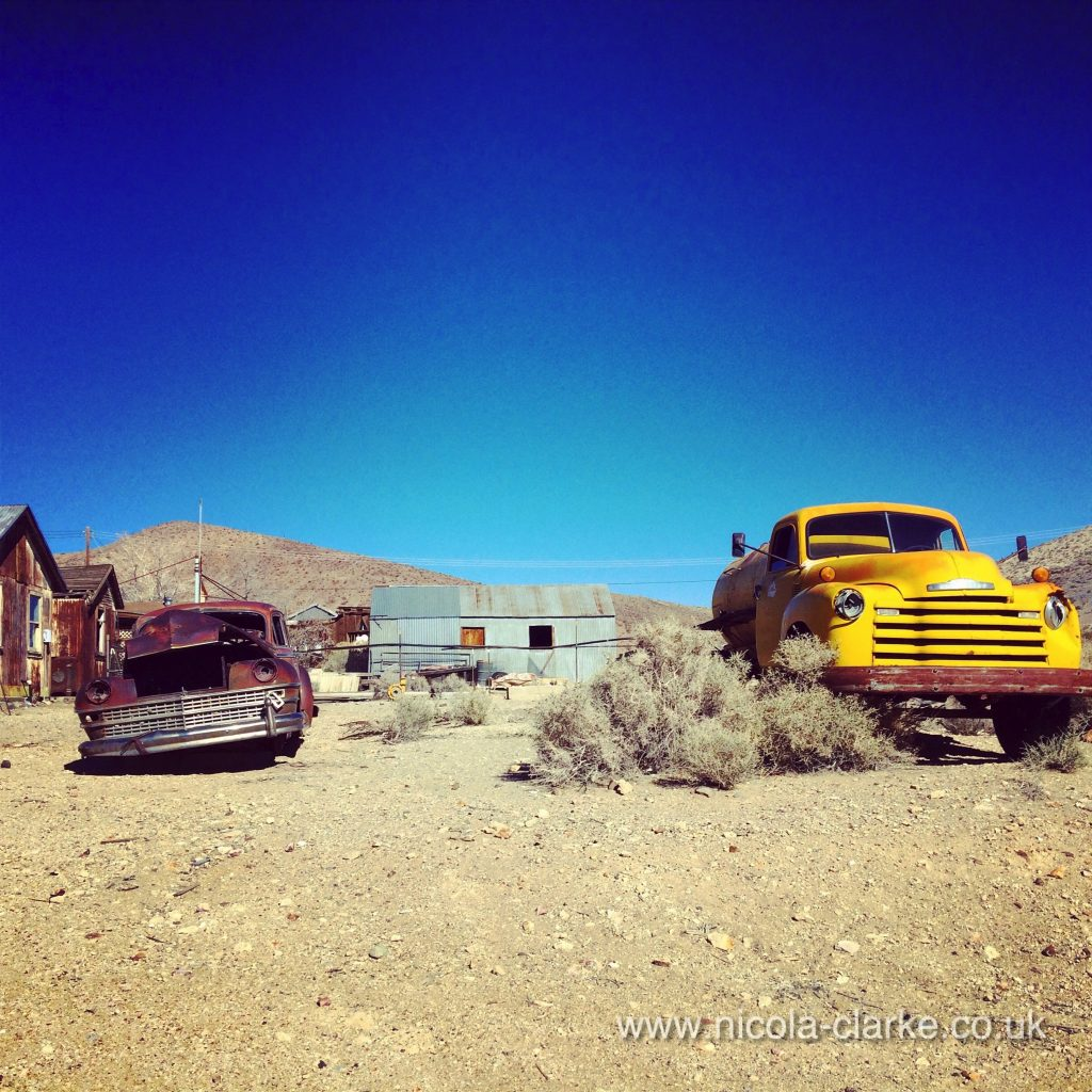 California road trippin'
